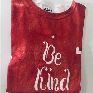 Be Kind Custom Gildan Tee
